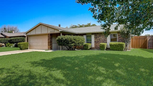 Photo 1 of 40 - 5501 Adams Dr, The Colony, TX 75056