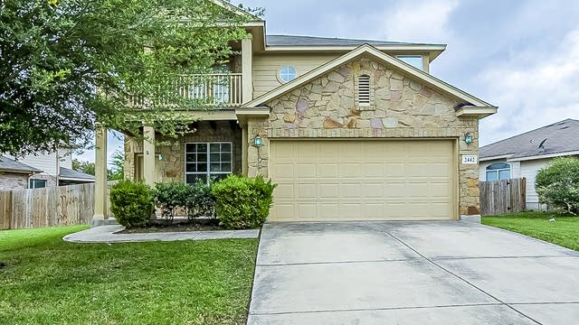 Photo 1 of 22 - 2442 Duval Dr, New Braunfels, TX 78130