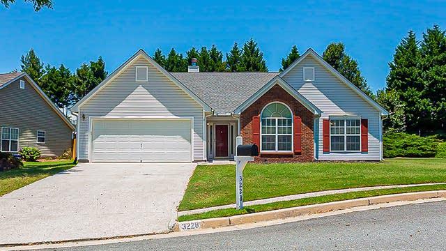 Photo 1 of 30 - 3228 Milstead Walk Way, Buford, GA 30519