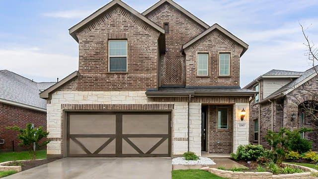 Photo 1 of 21 - 1387 Bonanza Ln, Lewisville, TX 75077
