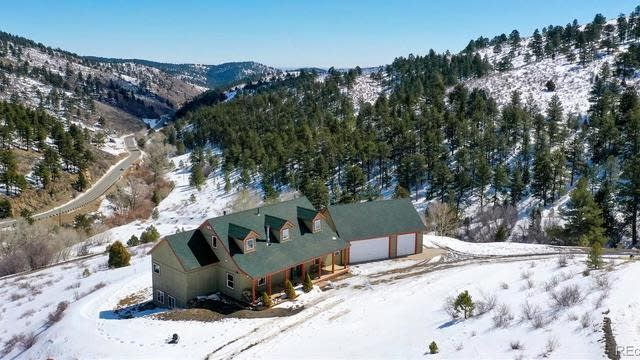 Photo 1 of 40 - 4411 Daydream Rd, Golden, CO 80403