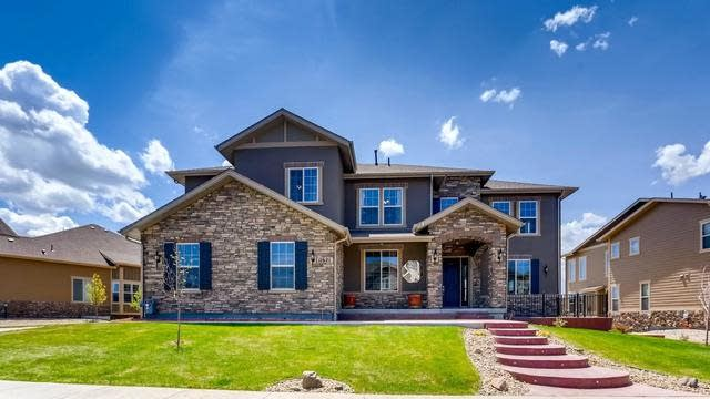 Photo 1 of 32 - 11621 Pine Canyon Dr, Parker, CO 80138