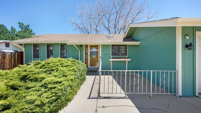 Photo 1 of 25 - 13110 Irving Ct, Broomfield, CO 80020