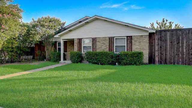Photo 1 of 37 - 4837 Arbor Glen Rd, The Colony, TX 75056