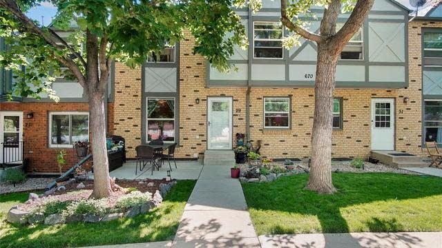 Photo 1 of 21 - 670 Winona Ct #29, Denver, CO 80204