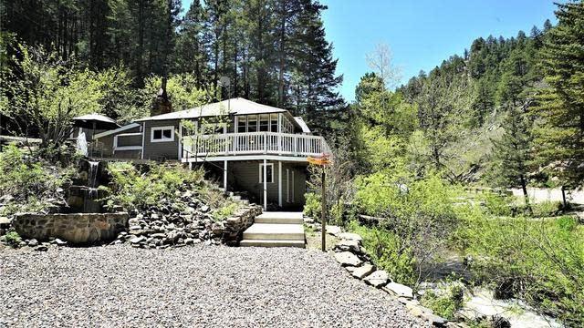 Photo 1 of 20 - 20304 N Turkey Creek Rd, Morrison, CO 80465