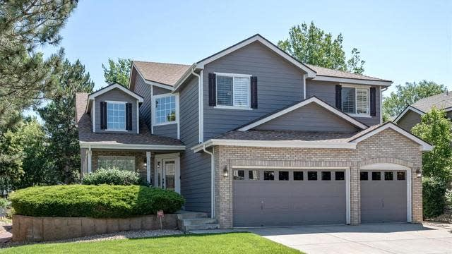 Photo 1 of 27 - 9812 Spring Hill Pl, Highlands Ranch, CO 80129