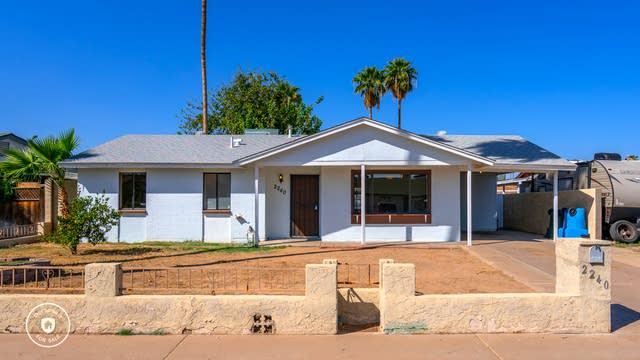 Photo 1 of 25 - 2240 W Danbury Rd, Phoenix, AZ 85023