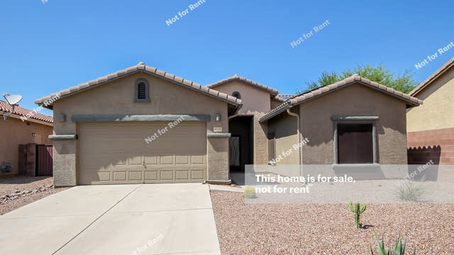 Photo 1 of 27 - 8265 N Rocky Brook Dr, Tucson, AZ 85743